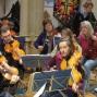 rehearsal - strings